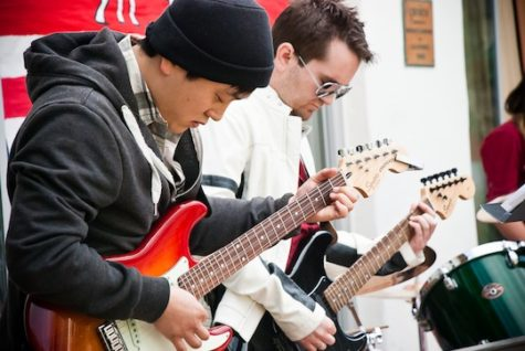 Band Together: Faculty and Student Bands Rock
