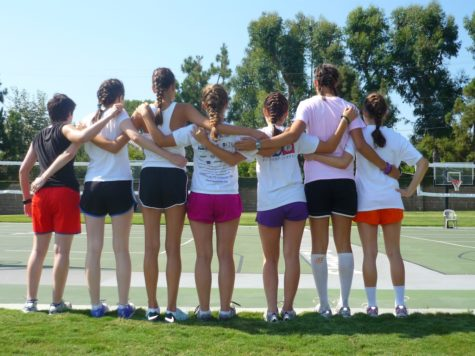 Distance Divas: Cross Country Adds in Theme Days to Spice it Up