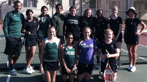 Middle School Tennis: A Promising New Tradition
