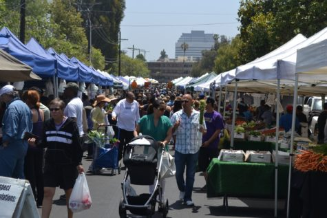 Food Blog: Shopping the Farmers' Market