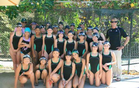Archer Middle School's Defending Swim Champions