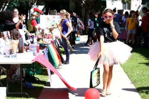 Club Fair Offers New Interests, Opportunities