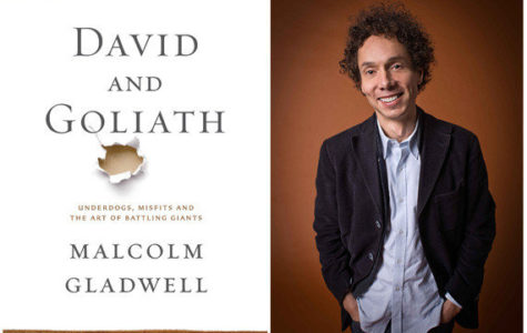 Malcolm Gladwell's 'David and Goliath' Proves Underdogs Might Have the Advantage