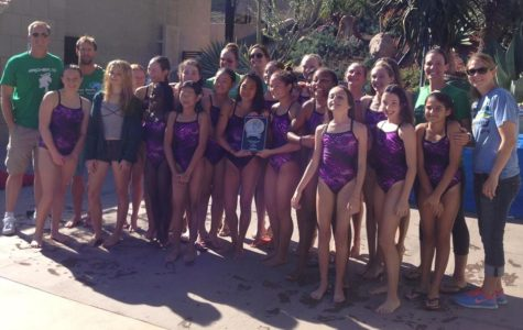 Middle School Swim Finishes Another Winning Season