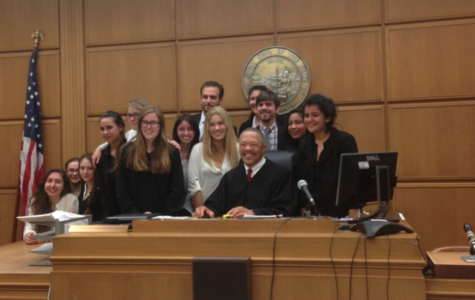 Mock Trial Prosecution Competes in First Round