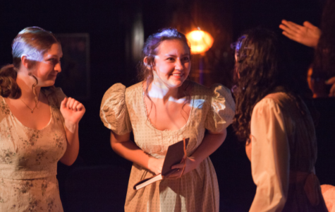 Upper School Shines in Stage Adaptation of 'Emma'