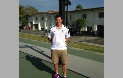 The New Guy: Track Coach Riley Barrie
