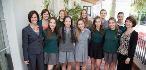 Archer Participates in Pilot Year of Australian Exchange Program