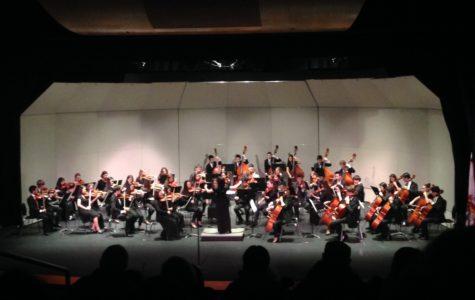 Archer's honor musicians participate in CAIS music festival