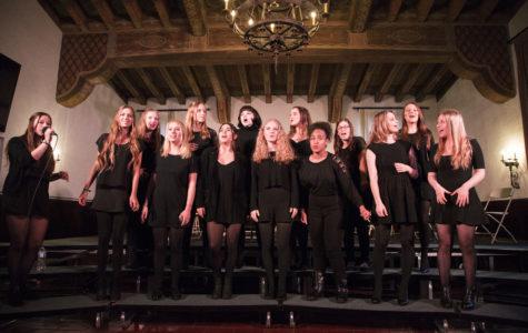 Spring concert proves 'springing' success