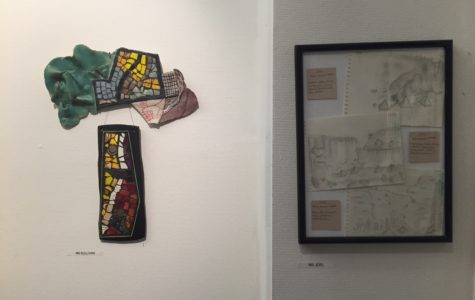Faculty art featured in Archer gallery