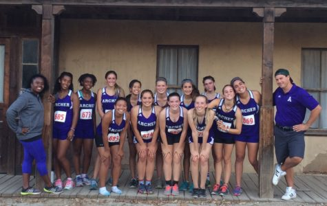 Q&A with 2015-2016 Varsity Cross Country Seniors: Reanna Wauer, Marcela Riddick