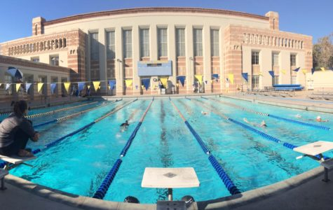 Middle school swim team places second in Pacific Basin League Championships