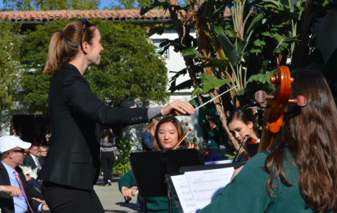 Susan Smith: the woman behind Archer's Orchestra program