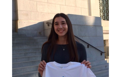Elyse Pollack '18 chosen for Los Angeles Youth Council