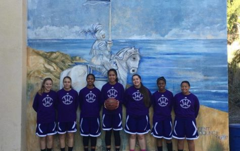 Varsity basketball begins league play