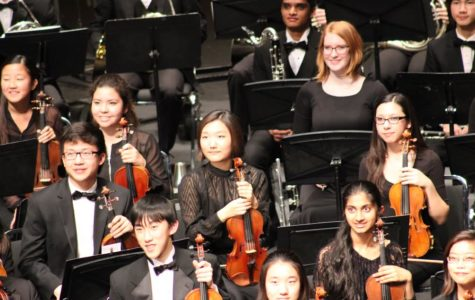 Audrey Koh, Hannah Kim selected for All-State Honor Orchestra