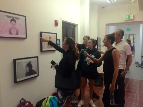 Unpacking the 'Layers' with Seniors Ella Angel and Erika Kort '16