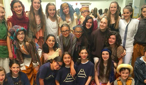 'Joseph' in the round: middle school pushes limits
