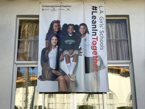 #LeanInTogether: Archer collaborates with Sandberg, area girls schools for annual theme