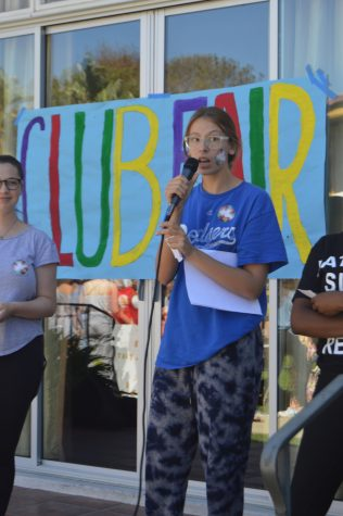 Club Fair showcases 'record' number of student-led clubs