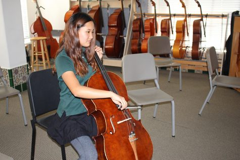 Hannah Kim wins Wesley Concerto Competition