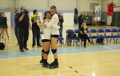 Fall sports celebrate 'surreal' Senior Nights