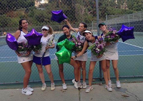 Varsity tennis has 'best season ever' with trip to CIFs