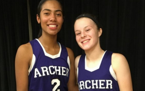 Q&A with 2016-2017 varsity basketball captains: Joyce Barahona, Alex Feldman