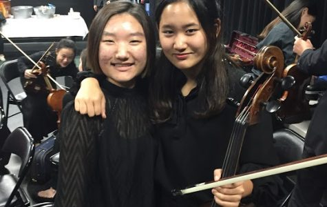 Archer musicians attend CAIS Honor Music Festival
