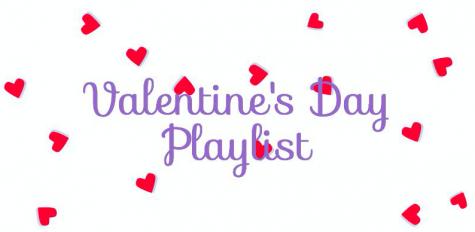 February Playlist: Valentine's Day 2017