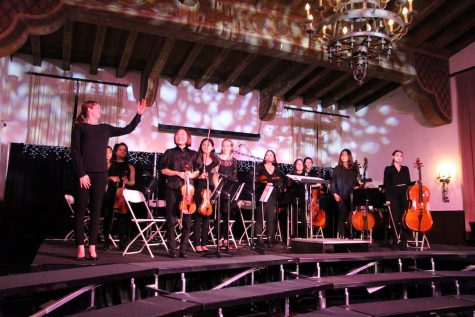 Student musicians perform at annual Winter Concert