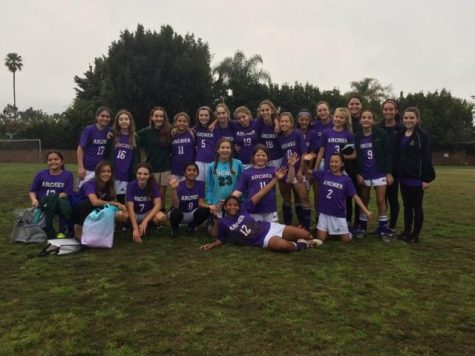 Middle school soccer wins playoffs in 'nerve-wracking' game