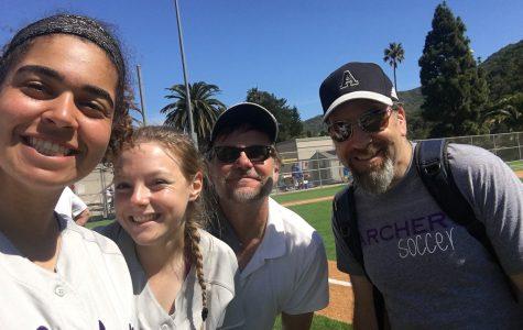 Q&A with 2016-2017 varsity softball captains: Rachel Pike, Liadan Solomon