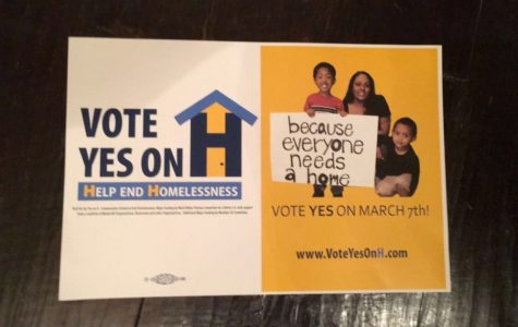 Measure H passes, 'significant solution' to homelessness