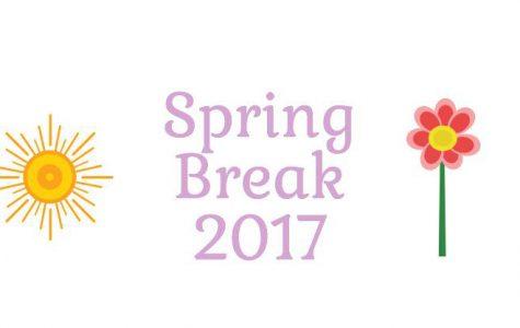 March Playlist: Spring Break