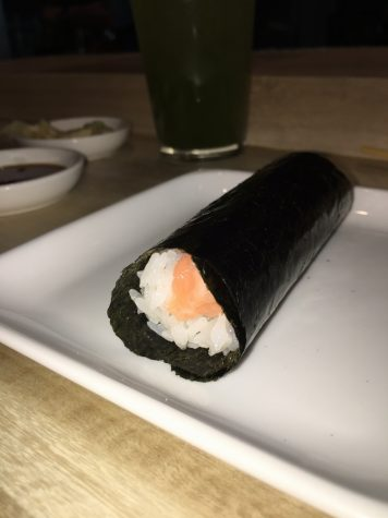 Review: KazuNori, the first hand roll bar