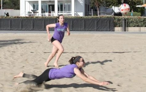 Q&A with varsity beach volleyball captain: Sophie Smyth