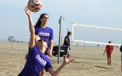 Varsity beach volleyball qualifies for IBVL playoffs, ends 'inclusive' season