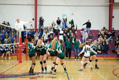 Archer Volleyball Rises to Top