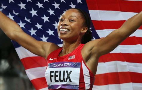 Q&A with Olympic Track Star Allyson Felix