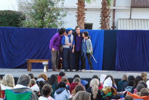 Archer Turns Shakespearean