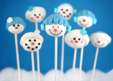 Food Blog: The New Cupcake—Cake Pops.