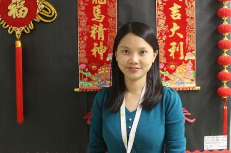 Pei-Ying Gosselin Teaches Importance of Eye Contact