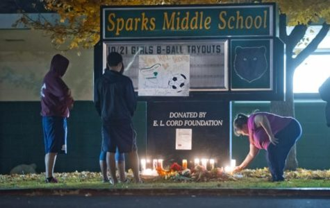 Sparks Middle School becomes Newest Victim of Gun Violence