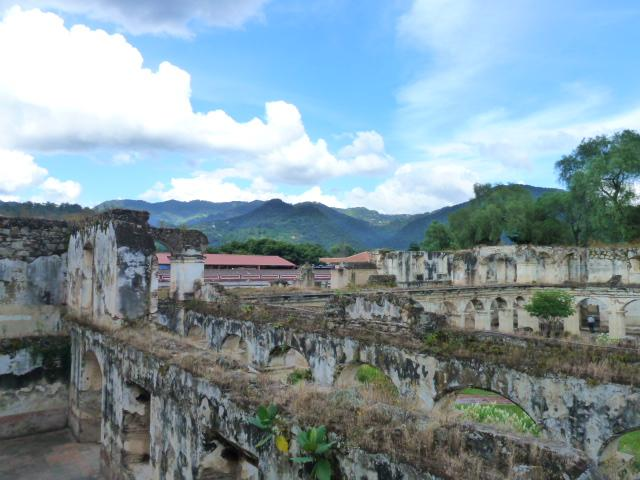 The+view+from+the+Santa+Clara+Convent%2C+Antigua+Guatemala.++Photographer%3A+Syd+Stone%2716