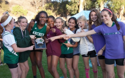Middle School Cross Country Ends Season Strong