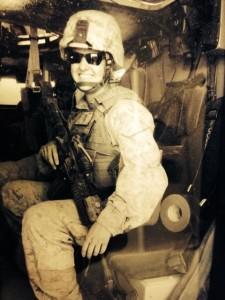 1st Lt. Kathryn Whichard