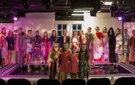 Middle School Theatre Presents 'Metamorphoses'