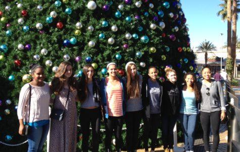 Varsity Basketball Travels Beyond California Borders